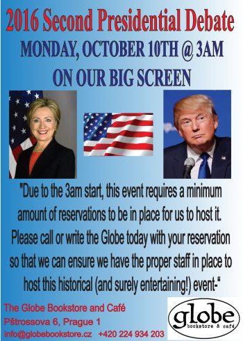 2016 Presidential debate Oct 9th