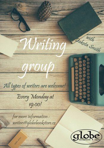 writinggroup-every-monday