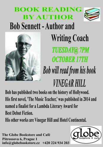 Bob book reading flyer