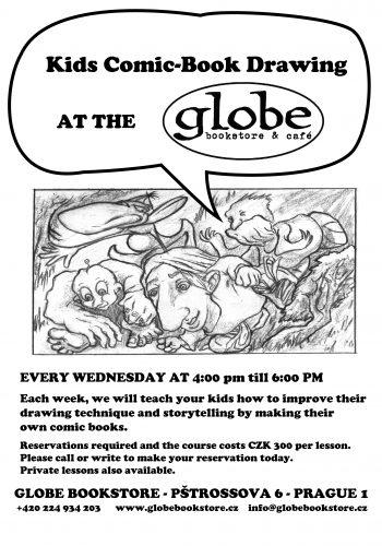 comic-event-flyer