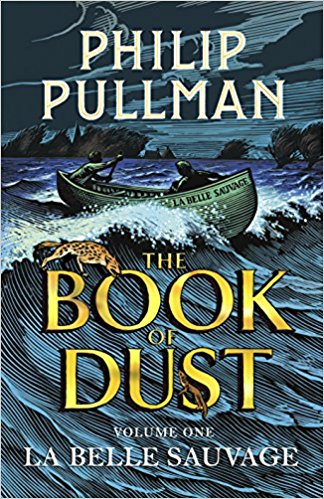 the book of dust globe
