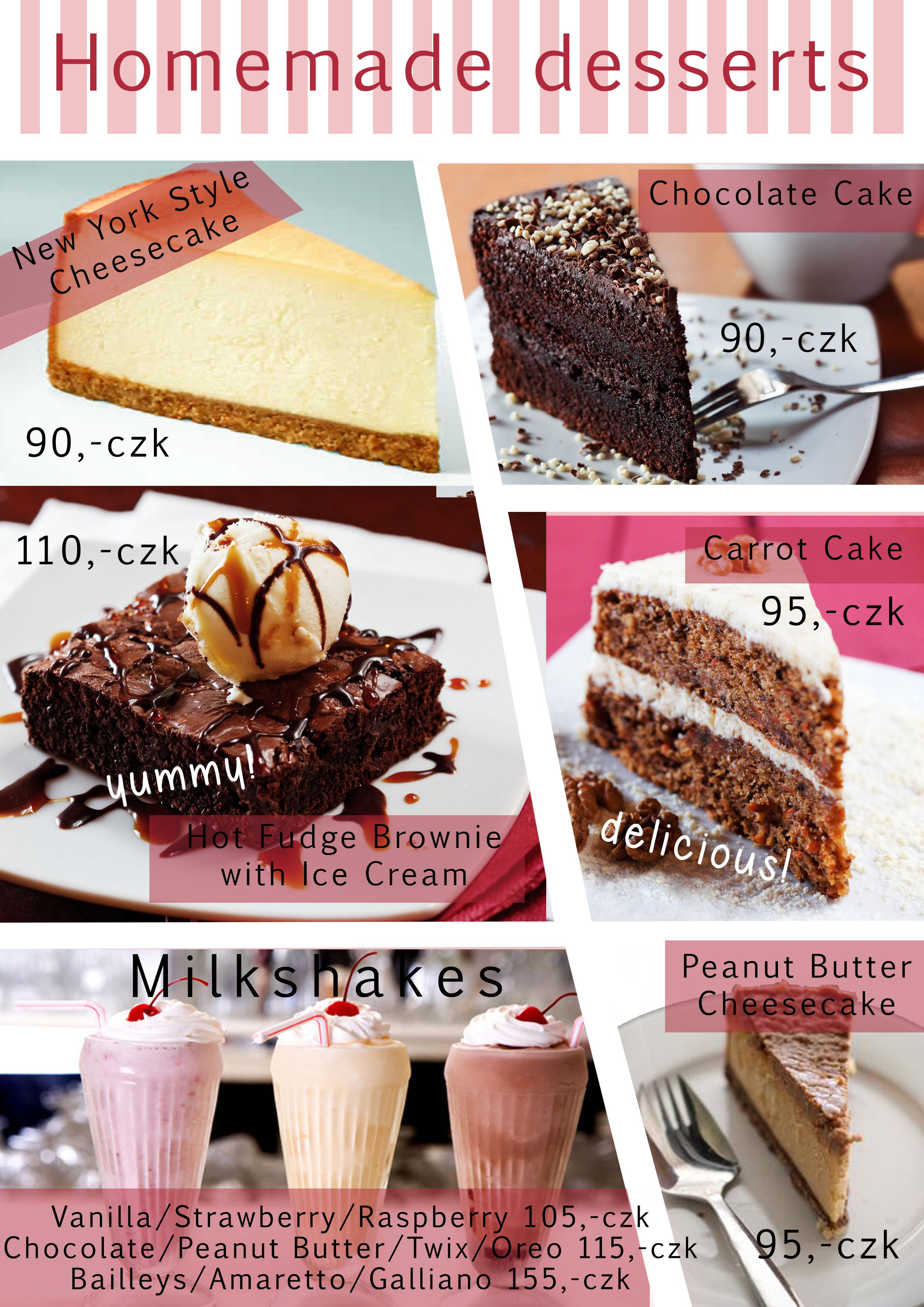dessert-menu-flyer