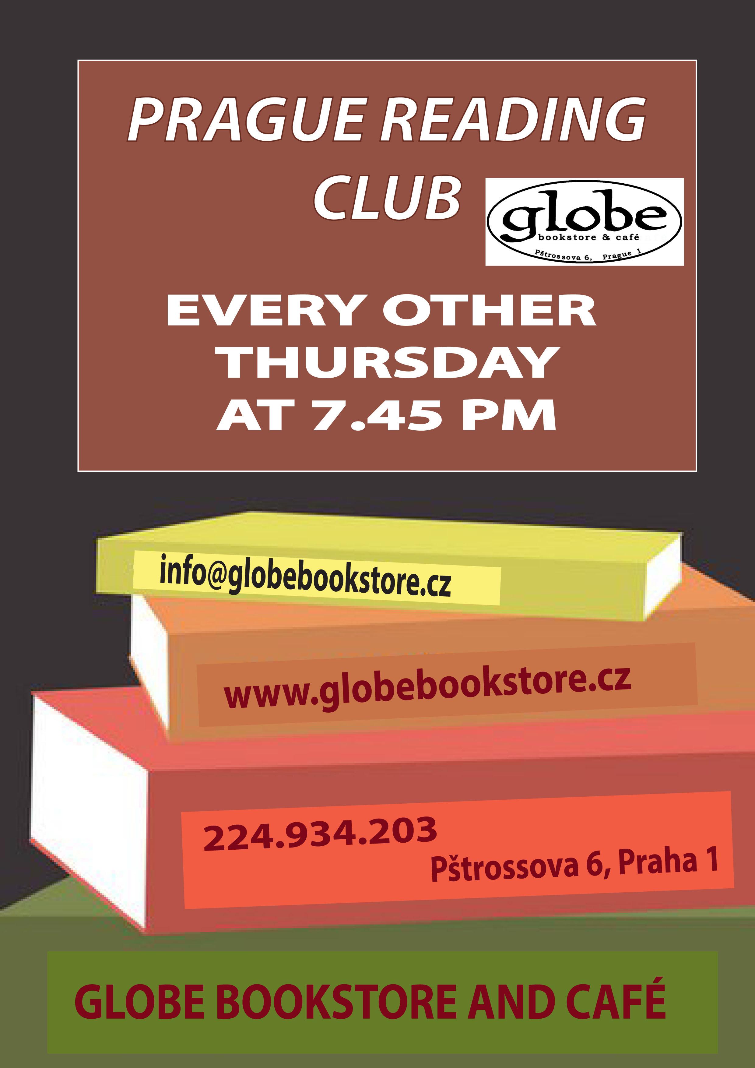 reading club flyer general