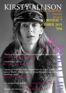 Poetry Reading with Kirsty Allison