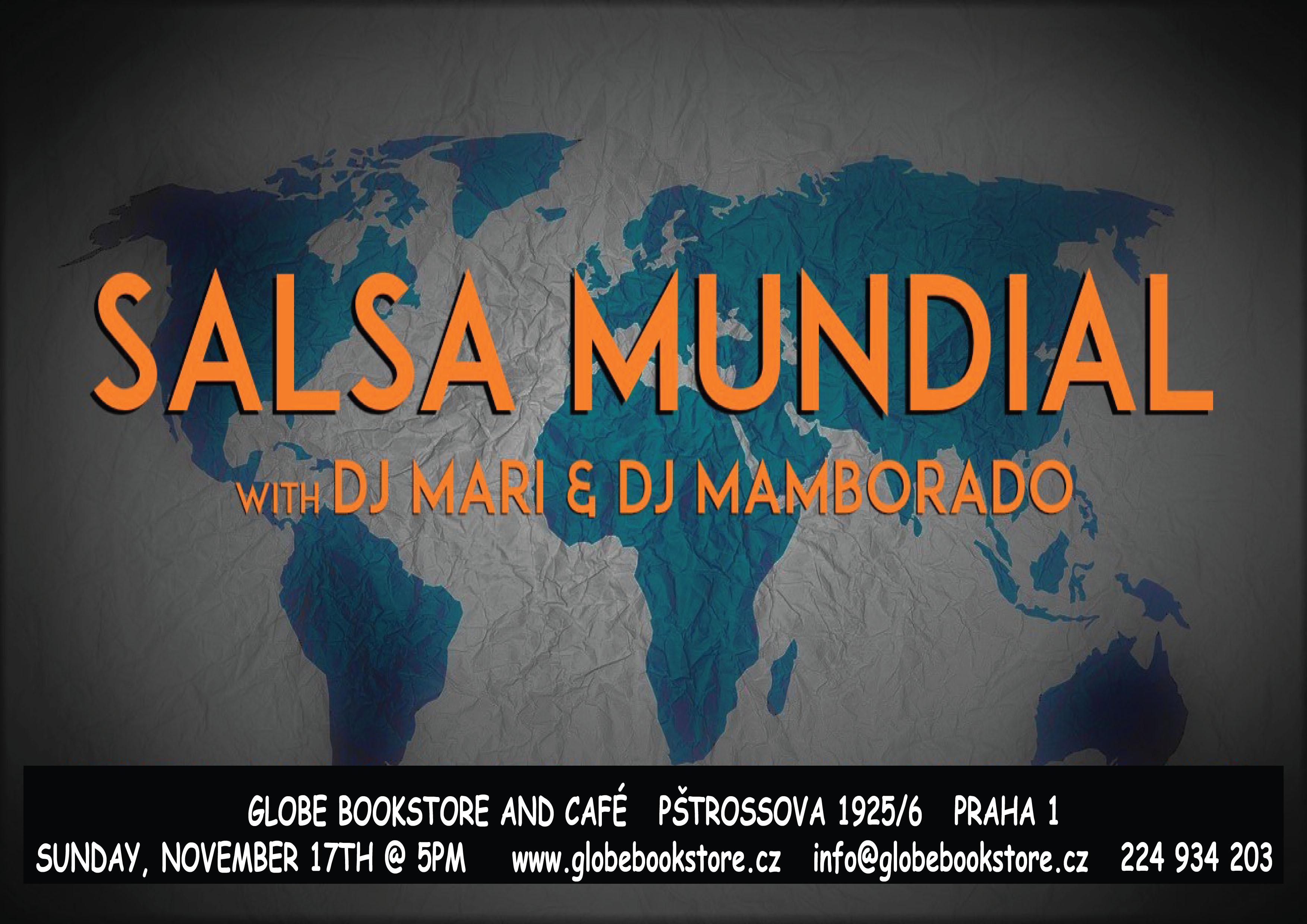 salsa night nov 17th