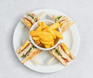 club sandvich