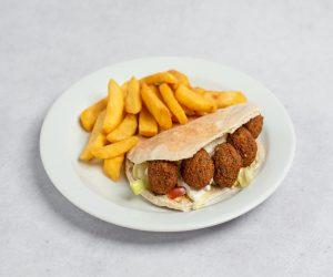 falafel sendvič