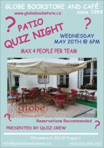 Quiz Night- Outdoor edition