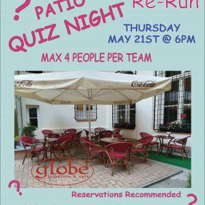 Quiz Night- RE-RUN