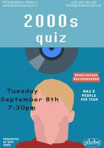 2000's Quiz Night