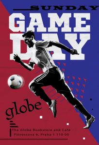 Football Afternoon @ The Globebookstore and Café