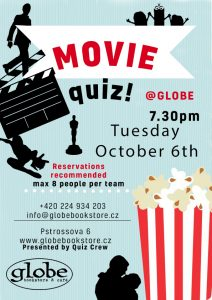 Globe Movie Quiz