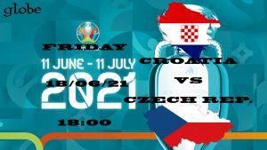 Euro 2021 Croatia vs Czech Republic