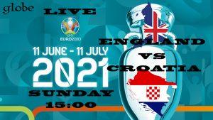 Euro 2021 England vs Croatia
