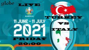 Euro 2021 Turkey vs Italy