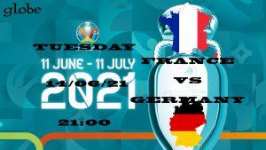Euro 2021 France vs Germany