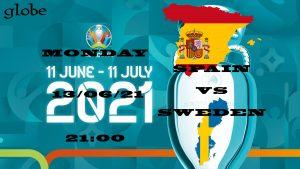 Euro 2021 Spain vs Sweden