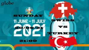 Euro 2021 Switzerland vs Turkey