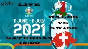 Euro 2021 Wales vs Switzerland