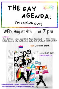 Prague Pride - Gay Agenda: I'm Coming Out!
