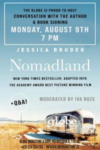 Meet the Author: Jessica Bruder