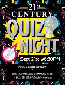 21st Century Quiz Night